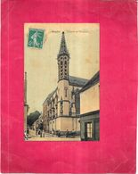 HESDIN - 62 - CPA COLORISEE RARE - Chapelle De L'Hospice - GIR - - Hesdin