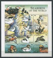269 - DOMINIQUE 1998 - Yvert 2206/17 - Oiseau Canard - Neuf ** (MNH) Sans Trace De Charniere - Dominica (1978-...)