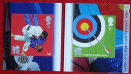 Sport Olympic Games  (Mi 2862-2863) 2010 POSTFRIS MNH ** ENGLAND GRANDE-BRETAGNE GB GREAT BRITAIN - Nuovi