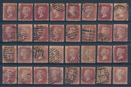 GREAT BRITAIN - Mi Nr 16 (32x) -  Gest./obl. - 1902-1951 (Reyes)