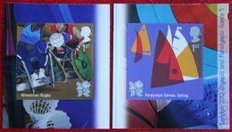 Sport Olympic Games Sailing Boat (Mi 3124-3125) 2011 POSTFRIS MNH ** ENGLAND GRANDE-BRETAGNE GB GREAT BRITAIN - Nuovi