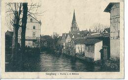 SIEGBURG  (  Allemagne  )   Partie  A. D.  Muhlen . - Siegburg