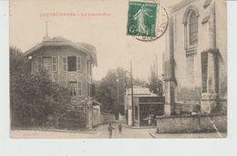 CPA LOUVECIENNES (78) LA GRANDE-RUE - ANIMEE - Louveciennes