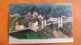 Vallee Des Bauges - Le Pont De L'abime Et L'hotel - Francia
