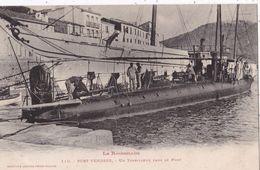 66/005.......PORT VENDRES ...UN TORPILLEUR - France