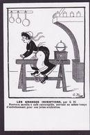 CPM Moulin à Café Non Circulé Humour Humor Sans éditeur - Humor