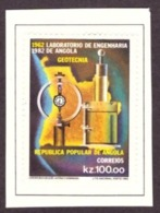 Angola 1982 -  The 20th Anniversary Of The Angola Laboratory Of Engineering Cond.  -  MLH - Cote € 8.00 - Angola