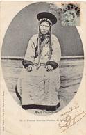 Femme Bouriate (Province De Baïkal) - Russia