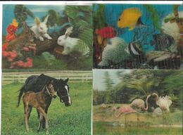 Lot De 50 Cartes Postales En Relief - 5 - 99 Postcards
