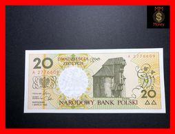 POLAND 20 Zlotych 1.3.1990  P. 168  UNC - Polonia