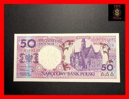 POLAND 50 Zlotych 1.3.1990  P. 169  UNC - Polonia