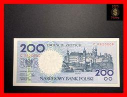 POLAND 200 Zlotych 1.3.1990  P. 171  UNC - Polonia
