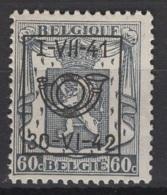 Préo COB N° PRE474 **, De La Série 21 Du I-VII-41 Au 30-VI-42, MNH, Neuf. Cote COB 2020 : 65 € - Sobreimpresos 1936-51 (Sello Pequeno)