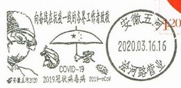 CHINA Anhui COVID-19 PMK (A Tribute To The Frontline Medical Staff) - China