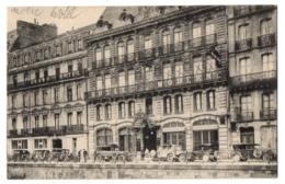 CPA 35 - RENNES (Ille Et Vilaine) - Hôtel Moderne Et Grand Hôtel - Rennes