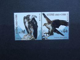 Zypern    Europa  Cept   Nationale Vögel   2019    **  Satz Aus Markenheft - 2019