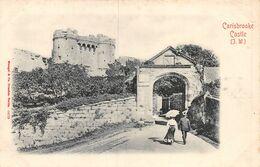 20-9994 : CARISBROOKE CASTLE. ISLE OF WIGHT. - Angleterre
