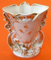 Vase De Mariée XIXème  Porcelaine De Paris - Ceramica & Terraglie