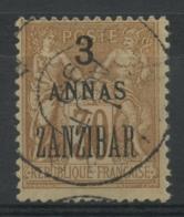 Zanzibar (1896) N 25 (o) - Used Stamps