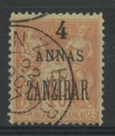 Zanzibar (1896) N 26 (o) - Used Stamps
