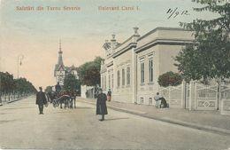 4 Postcard Romania - Romania