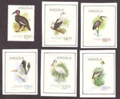 Angola 1984 -   Birds Of Angola -  MLH - Cote € 7.50 - Angola
