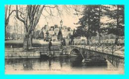 A867 / 247 74 - ANNECY Pont Des Amours Et La Préfecture - Annecy
