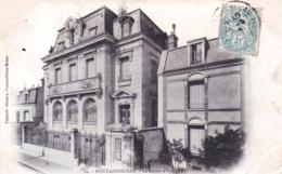 77 - Seine Et Marne - FONTAINEBLEAU - La Caisse D Epargne - Fontainebleau