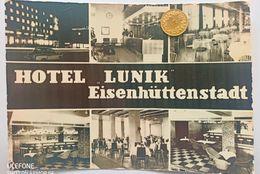 Eisenhüttenstadt, Hotel Lunik, 1964 - Eisenhuettenstadt