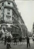 MAI 1968 Groupe OCCIDENT Attaque Le Journal L'Humanité Boulevard Poissonnière Paris - Otros