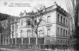 Marche-les-Dames.  Château Du Prince D'Arenberg - Namur