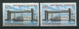 18992 FRANCE N°1564e**(Cérés) Re-entry Du Côté Gauche + Normal (non Fourni)   1968  TB - Variedades: 1960-69 Nuevos