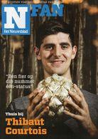 Het Grootste Voetbalmagazine Van Belgie / 19 December 2015 / Thuis Bij Thibaut Courtois - Other