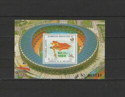 El Salvador 1988 Olympic Games Barcelona / Seoul S/s MNH - Ete 1992: Barcelone