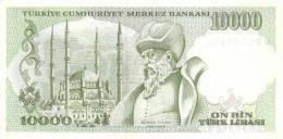 TURKEY P. 200 10000 L 1970 UNC - Turquie