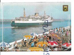 La Malle Ostende-Douvres Au Départ D'Ostende ( Oostende ) - Traghetti