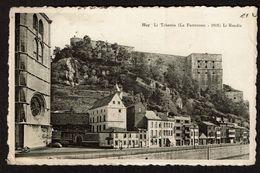 Huy - Li Tchestia - La Forteresse - Li Rondia - Circulée - Edit. Safimi - Micheroux - 2 Scans - Huy