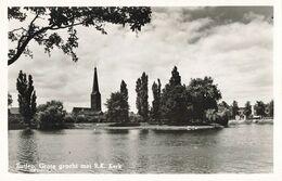 Pays Bas Zutfen Grote Gracht Met R. K. Kerk - Zutphen