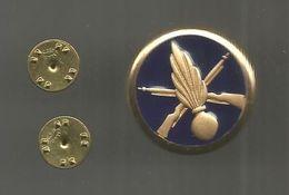 Insigne , Attache Pin's , INFANTERIE , Coinderoux , Paris, Frais Fr 1.65 E - Army