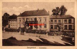 Saargemund - Kreisdirektion - 1919 - Sarreguemines
