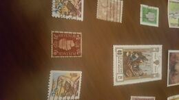 INGHILTERRA IL RE MARRONE  1 VALORE - Stamps