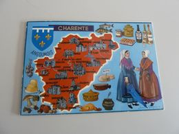 DEPARTEMENT CHARENTE - MULTIVUES - - Angouleme