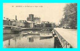 A732 / 087 74 - ANNECY Le Port Sous La Neige - Annecy
