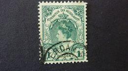 PAYS-BAS, Année 1898-1923, YT N° 61 Oblitéré - Gebraucht