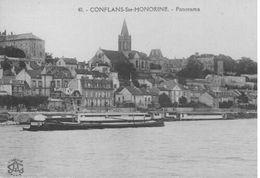 CONFLANS ST HONORINE - Conflans Saint Honorine