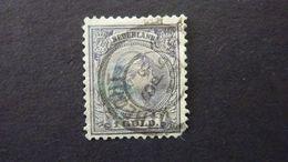 PAYS-BAS, Année 1891-97, YT N° 45 Oblitéré, (cote 95 EUR) - Gebruikt