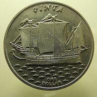 Gilbert Islands 1 Dollar 2016 Pinta - Monedas