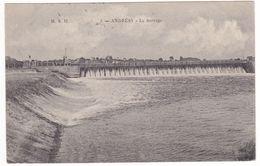 Prix Fixe - Andrésy - 1906 - Le Barrage # 8-11/28 - Andresy