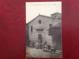 Le Crestet  L'Eglise - Frankrijk