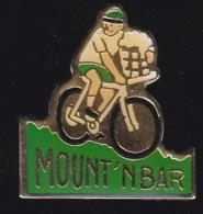 66246- Pin's..Cyclisme.mount'n Bar.Bière. - Ciclismo